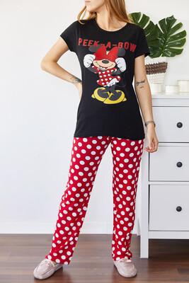 XHAN - Baskılı Pijama Takımı 0YXK8-43696-02