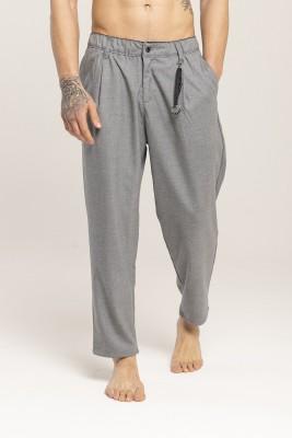XHAN - Gri Oversize Pantolon 1KXE5-44815-03
