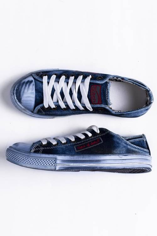 XHAN - Lacivert Unisex Sneaker Ayakkabı 1KXE9-44820-02