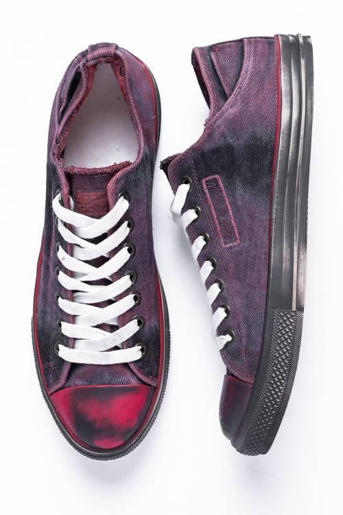 XHAN - Mor Unisex Sneaker Ayakkabı 1KXE9-44820-06