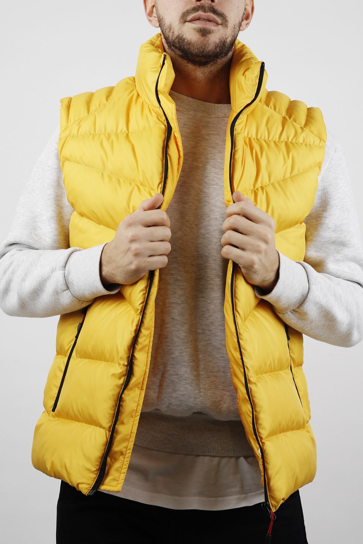 XHAN - Sarı Şişme Yelek 1KXE4-44451-10