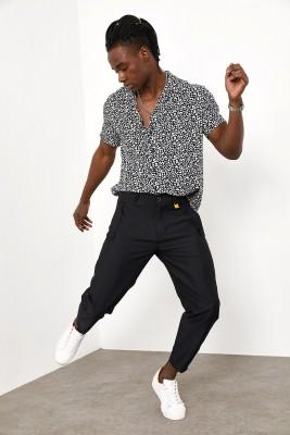 XHAN - Siyah Pantolon 1YXE5-44988-02