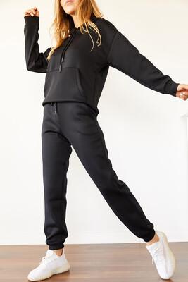 XHAN - Siyah Scuba Takım 0YXK8-44001-02