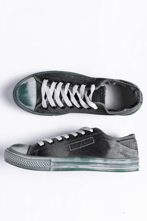 XHAN - Yeşil Unisex Sneaker Ayakkabı 1KXE9-44820-03